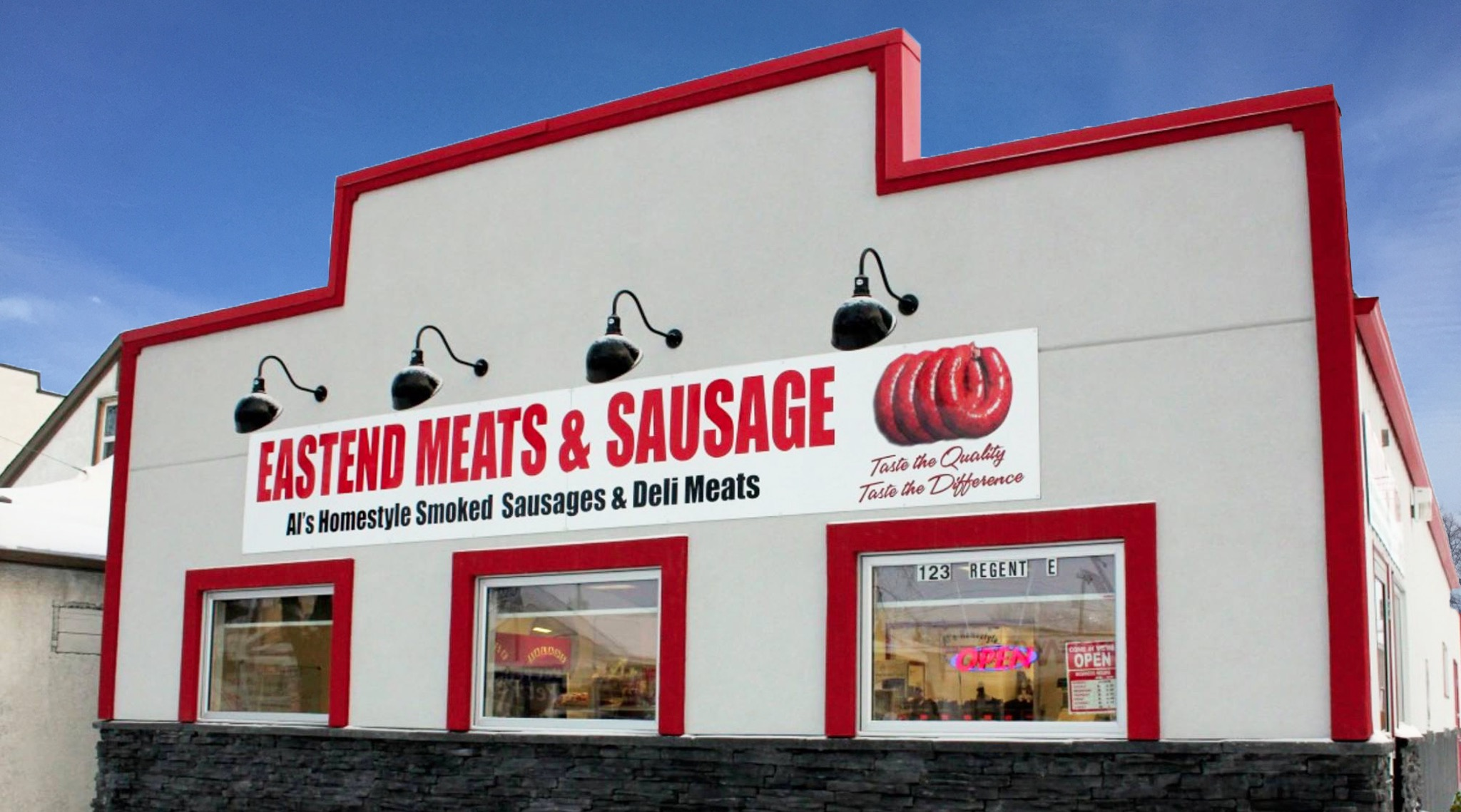 Eastend Meats & Sausage; Visit our Transcona shop today!